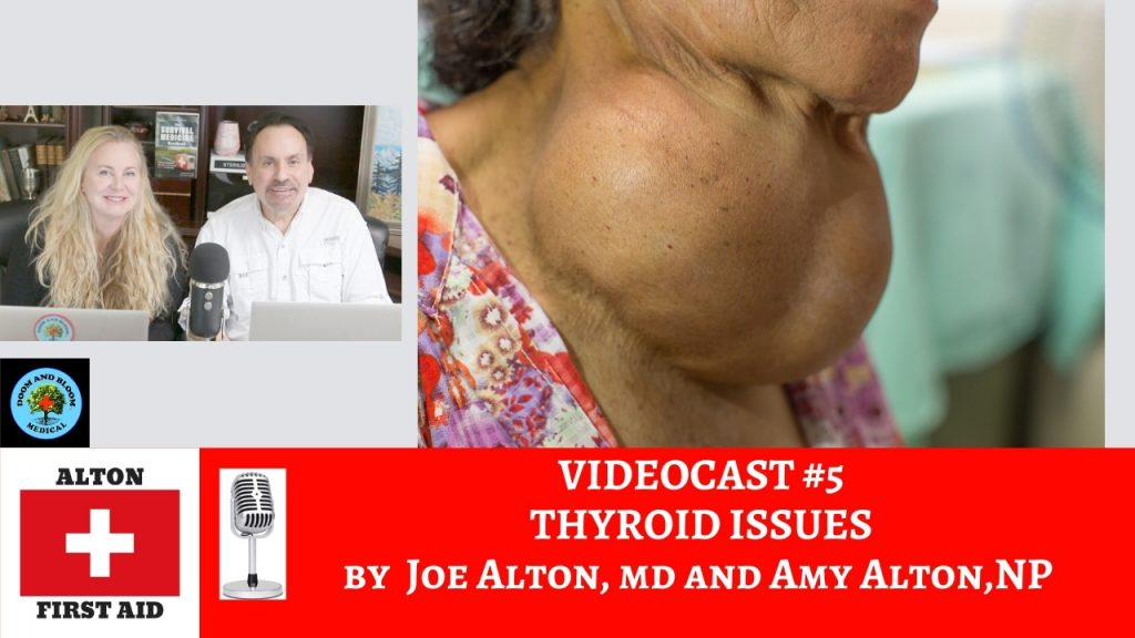 Video Podcast: Thyroid Issues