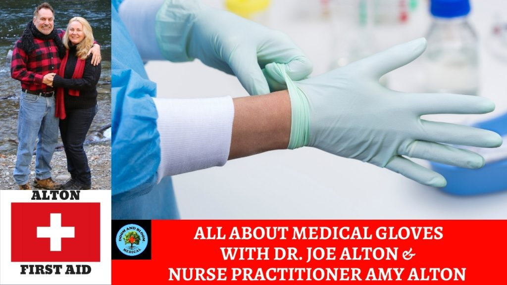 Video: Medical Gloves With Demo